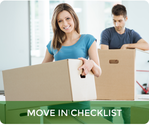 Move In Checklist